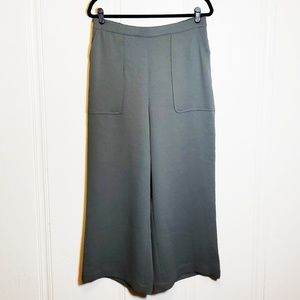 Wilfred High Waist Wide Leg Pull-on Pant
